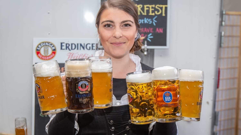 Oktoberfest in July