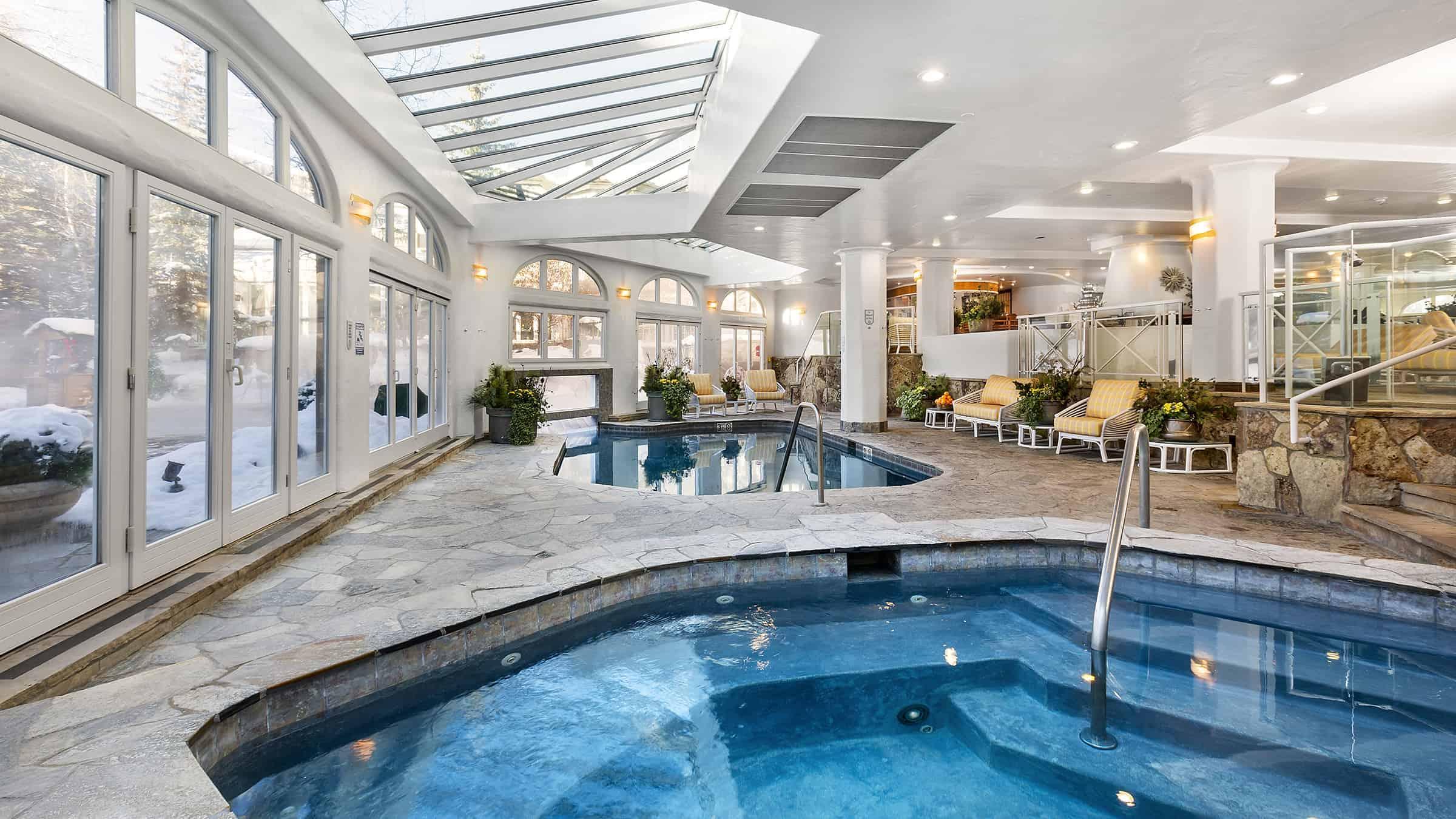 spa indoor pools
