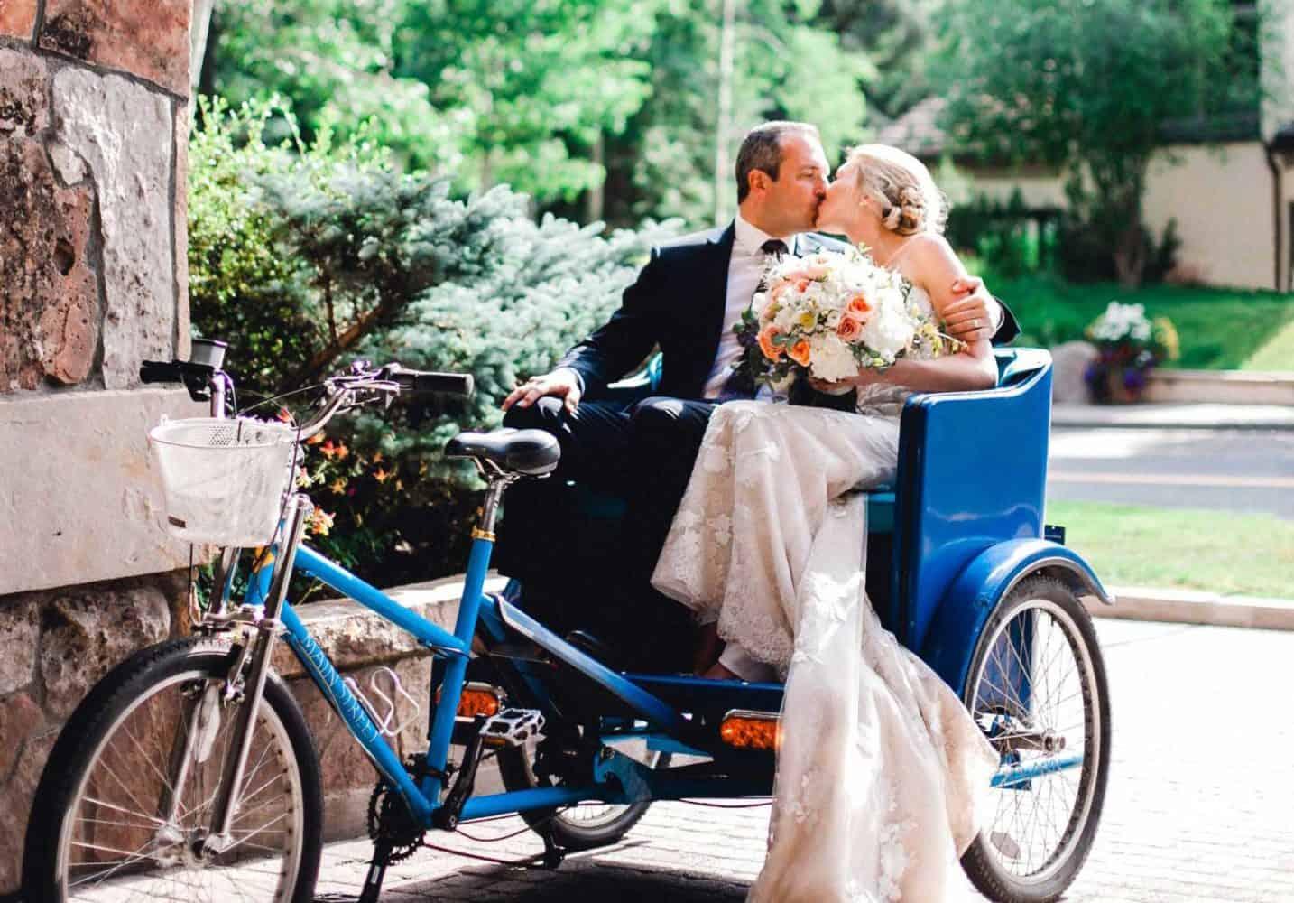 Sensational Vail Summertime Wedding