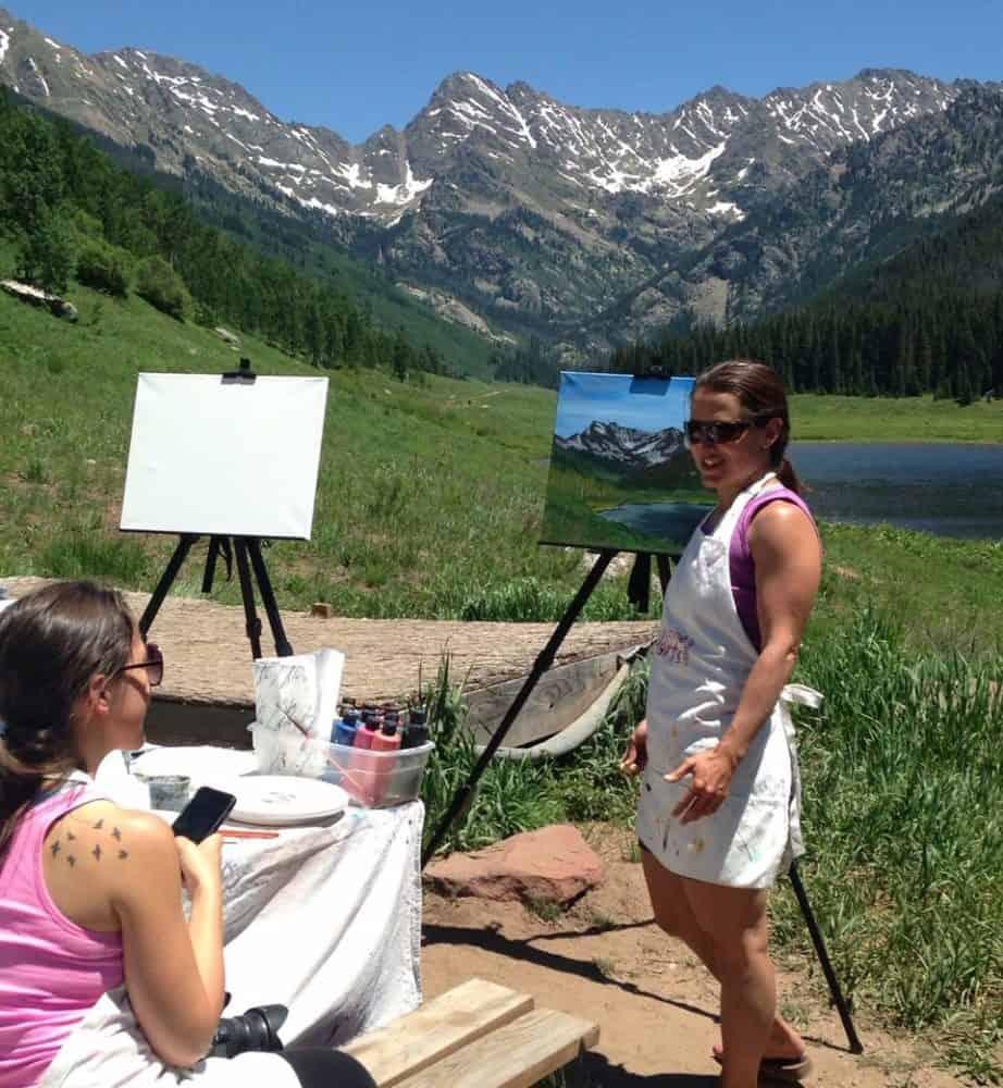 Hike & Paint