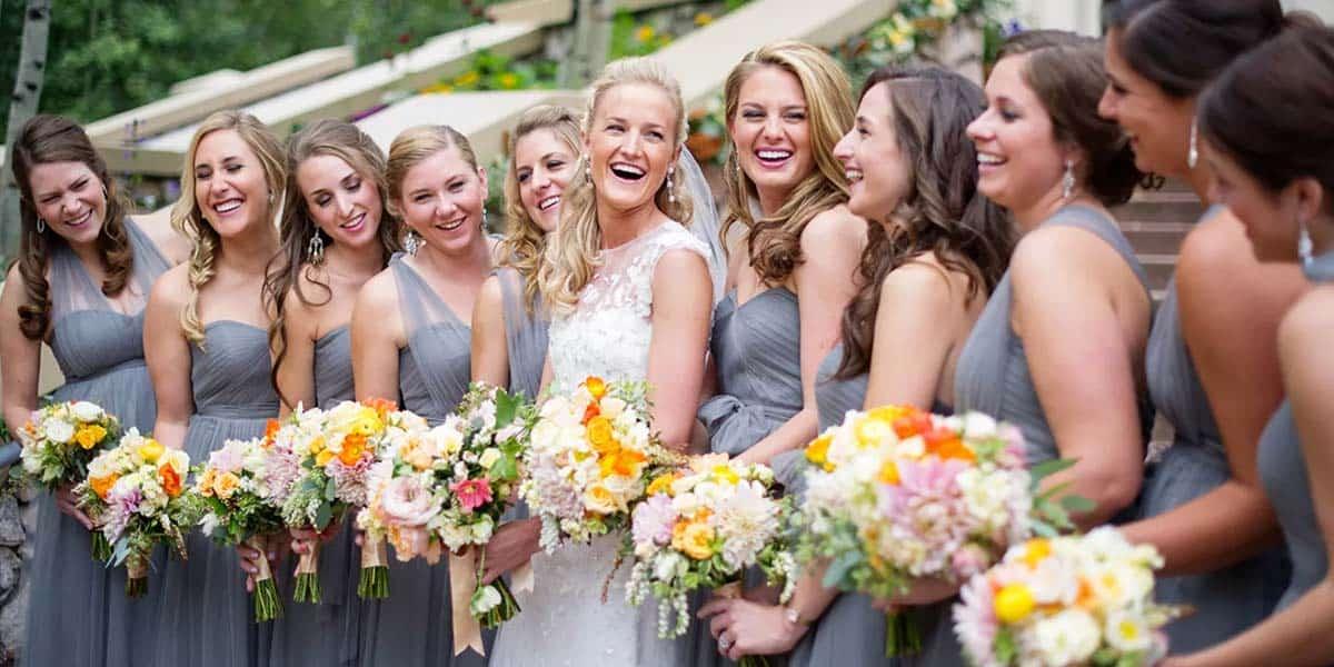 Garden-Inspired Mountain Wedding