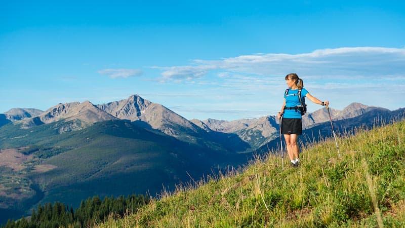 Hike Vail Mountain